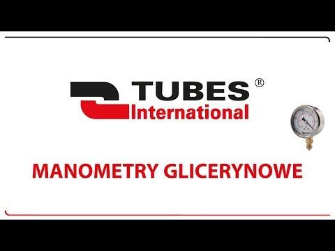 Manometry glicerynowe - zdjęcie