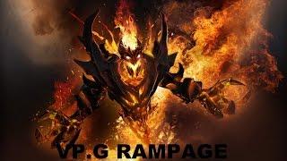 VP.G Rampage vs Alliance @ The Frankfurt Major