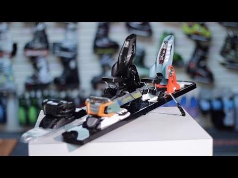 Marker Jester vs. Marker Jester  Pro Ski Binding Comparison and Review