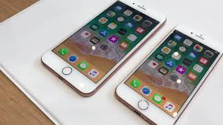 Apple iPhone 8 And 8 Plus: First look | Kholo.pk