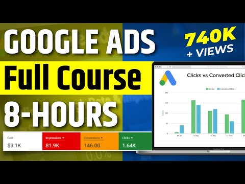 Complete Google Ads Course in Hindi   Full Tutorial in 8 Hours ...