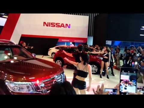 VMS 2015 : Ngoại thất của Nissan Juke, Navara và Murano | www.carbay.vn
