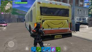 fortnite mobile no commentary victory royale fortnite battle royale - thanos fortnite gameplay no commentary