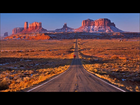 Top 10 Best American USA Road Trips HD