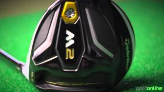 Mark Crossfield reviews the TaylorMade M2 Driver