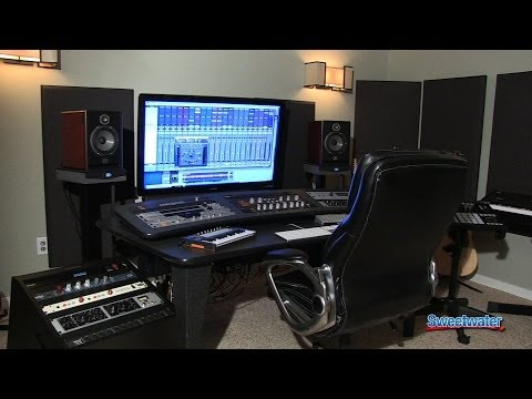 Case Study: Project Studio Design U0026 Build With Mitch Gallagher   InSync |  Sweetwater