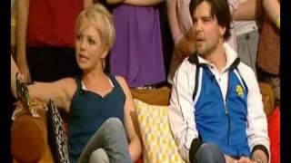 Hannah et Andrew à BBC