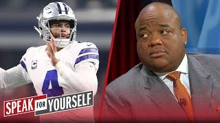 Whitlock and Wiley on Cowboys' Week 14 win, evaluate Dak's performance   NFL   SPEAK FOR YOURSELF