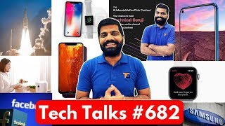 Tech Talks #682 - Honor View 20 48MP, Galaxy S10 5G, ISRO GSAT 7A, Nokia 8 1 India, Apple ECG