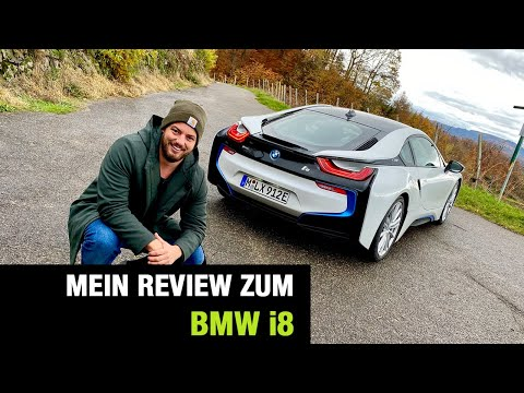 2020 BMW i8 Coupé (374 PS) 🔋🔌 Plug-in-Hybrid Sportler im Fahrbericht | FULL Review | Test-Drive 🏁