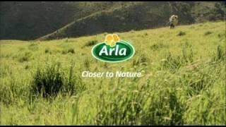 Arla Milk TV Commercial (Track by Gary Nock - 'Sunlight')
