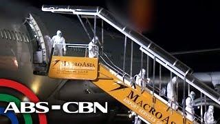 Mga Pinoy mula Diamond Princess isinailalim na sa quarantine | TV Patrol