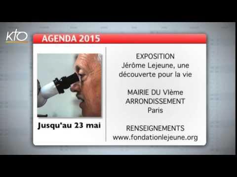 Agenda du 11 mai 2015