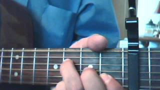 'Bleeding Love' By Leona Lewis Practice Video/Lesson With Chords And Lyrics