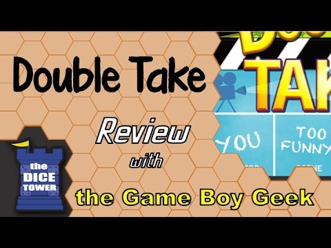 The Game Boy Geek (Dice Tower) Reviews Wits & Wagers Family