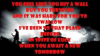Surrender - Angels & Airwaves Lyrics