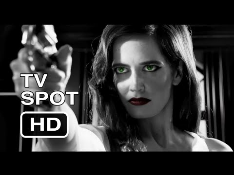 Sin City: A Dame to Kill For (UK TV Spot)