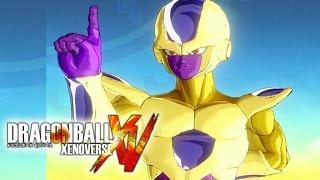 Dragon Ball Xenoverse - Golden Frieza Character Creation 復活の「F」