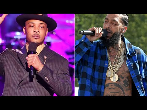 Rapper TI wants to create The Avengers of Black Investing to honor Nipsey Hussle - Dr Boyce Watkins