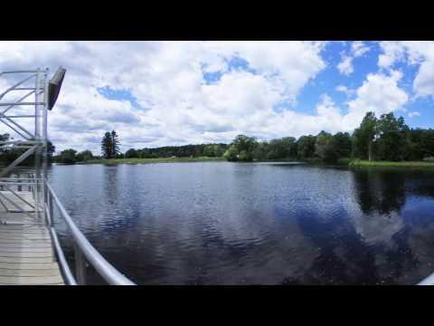 360 Paradise Pond and Boathouse