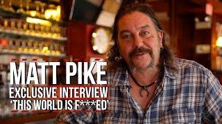Sleep / High on Fire's Matt Pike: 'This World is F***ed'