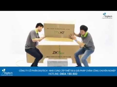 Digitech Media | Thiết bị dò kim loại chính hãng ZK-D1065S