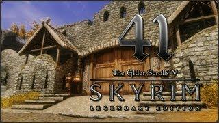 Прохождение TES V: Skyrim - Legendary Edition — #41: Тёплый приём