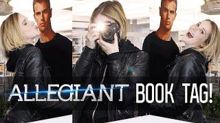 ALLEGIANT Movie Release Book Tag!