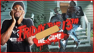 THEY UPDATED THE GAME!! IS IT FIXED? - Friday The 13th Gameplay Ep.40