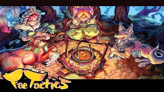 Fae Tactics Gameplay