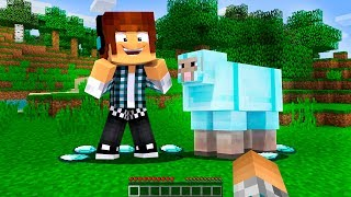 OVELHA DE DIAMANTE NO MINECRAFT ! - Aventuras Com Mods #96