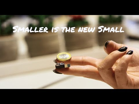 Worldwide smallest 3D depth sensing camera by pmd