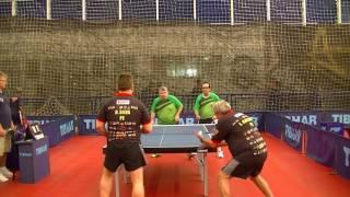 Campeonato Brasileiro 2016 - Adriano e Demetrio-CE x Domingos e Ivo-PE