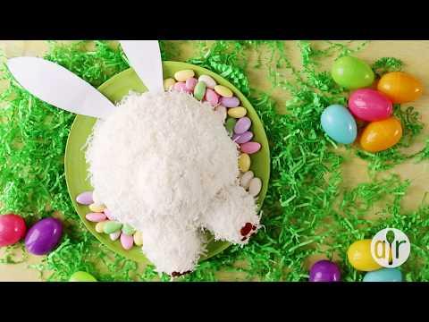 How to Make Easter Bunny Butt Cake | Easter Recipes | Allrecipes.com