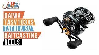 Daiwa Tatula SV TASV103XS Baitcasting Reel | J&H Tackle
