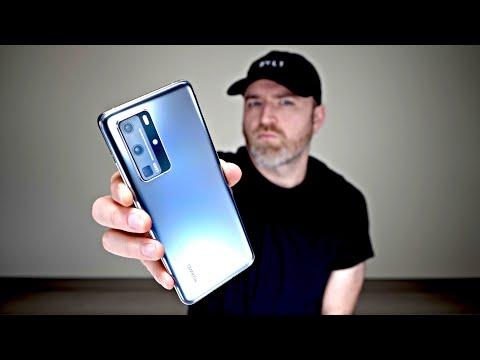 External Review Video FugMe2JyZYo for Huawei P40 Series Smartphones P40, P40 Pro, P40 Pro+