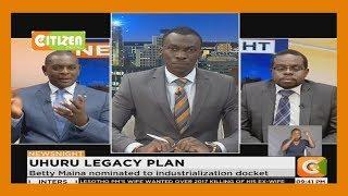 | NEWSNIGHT | Uhuru Legacy Plan