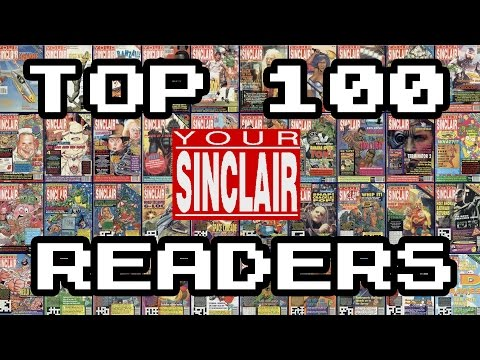 TOP 100 ZX Spectrum Games (Your Sinclair Readers)