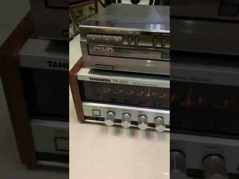 Audioxuancat.com ghép TANDBERG TR-2060 với JBL L56