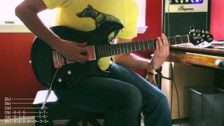Again - Alice in Chains   Guitar Cover with Tabs
