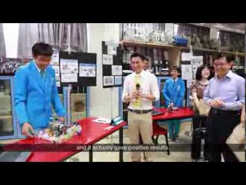 Robotics & Engineering Programme at Hai Sing Catholic School