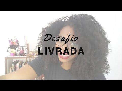 PROJETO DE LEITURA: DESAFIO LIVRADA 2018  | PROJETO #05