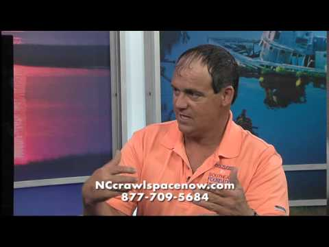 Southeast Foundation & Crawl Space Repair on Channel 6 - Part 2