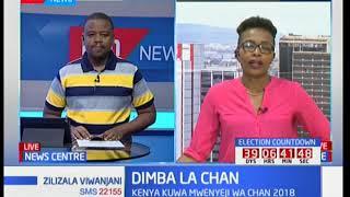 Zilizala Viwanjani: Dimba la Chan