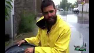 preview picture of video 'Baril récupérateur d'eau de pluie - GRAME & Éco-quartier Lachine'