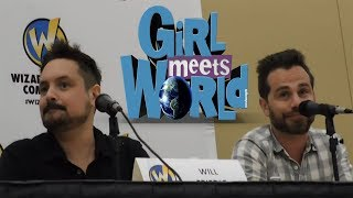 Rider Strong & Will Friedle EXPOSE The REAL Reason Girl Meets World Was Cancelled!! WOW.....