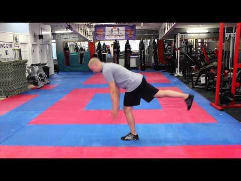 Body Weight Single Leg Deadlift