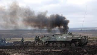 Армия Литвы против бойцов ДНР