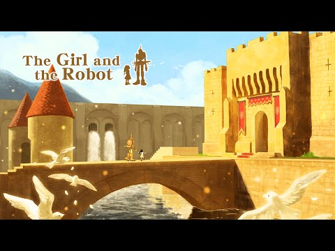 The Girl and the Robot - Launch Trailer thumbnail