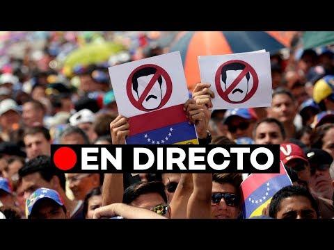 [EN DIRECTO] Protestas en Venezuela contra Maduro